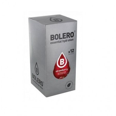 Pack de 24 Bolero Drinks Morango