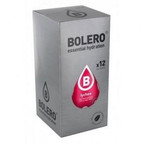 Pack 12 Sobres Bolero Drinks Sabor Lichi