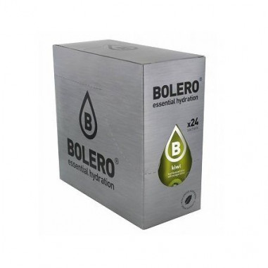 Pack de 24 Bolero Drinks Kiwi 9 g