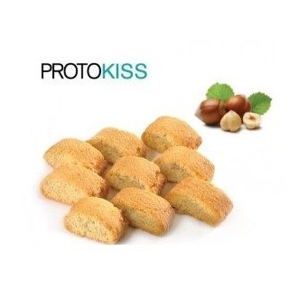 Mini Galletas CiaoCarb Protokiss Fase 1 Avellanas 50 g