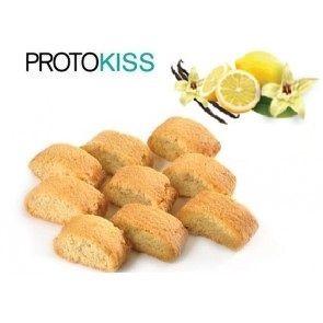 Mini Biscoitos CiaoCarb Protokiss Etapa 1 Vanilla-Lemon 50 g