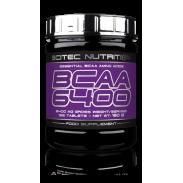 Scitec Nutrition BCAA 6400 125 comprimidos 160 g