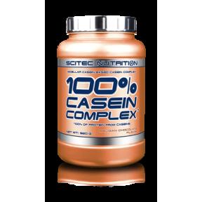 100% Casein Complex Chocolate Blanco - Maracuyá Scitec Nutrition 920 g