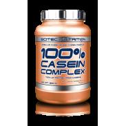 100% Casein Complex Chocolate Blanco - Melón Scitec Nutrition 920 g