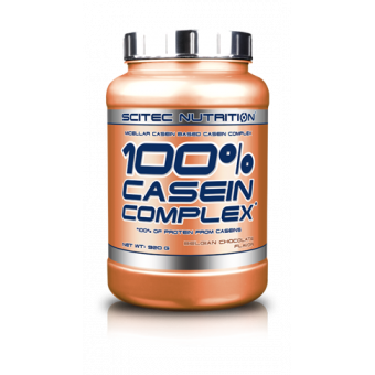 100% Casein Complex Chocolate Belga 920 g