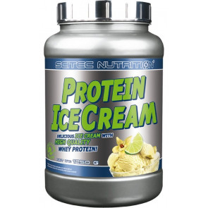 Vanilla-Lime Protein Ice Cream Scitec Nutrition