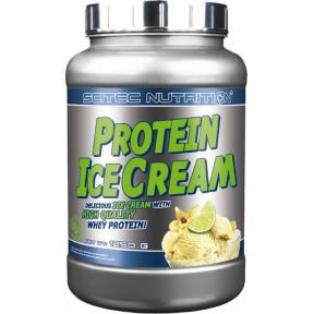 Protein Ice Cream Baunilha e Limão Scitec Nutrition