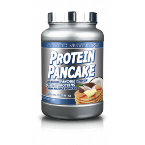Protein Pancake Scitec Nutrition - Coconut White Chocolate