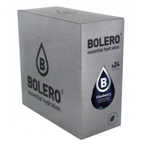 Pack 24 Sobres Bolero Drinks Sabor Arándanos