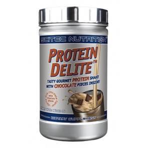Alpine Milk Chocolate Protein Delite Protein Shake with chocolate pieces Scitec Nutrition