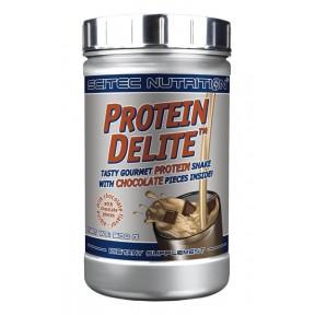 Batido de Proteínas Protein Delite con tropezones sabor Chocolate con leche de Scitec Nutrition 500 g