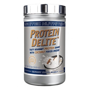 Almond Coconut Protein Delite Protein Shake with chocolate pieces Scitec Nutrition