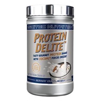 Batido de Proteínas Protein Delite con tropezones sabor Almendra y Coco de Scitec Nutrition