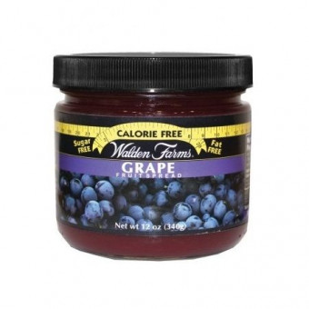 Walden Farms Grape Fruit Spread Jam 340 g