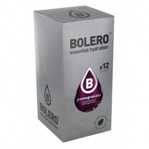 Bolero Drinks Pomegranate  12 pack