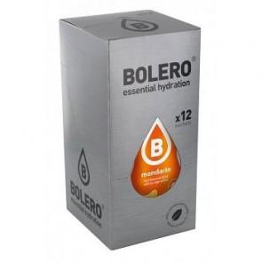 Pack 12 Sobres Bolero Drinks Sabor Mandarina