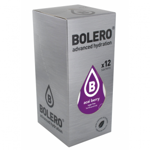 Pack 12 Bolero Drinks Acai Berry