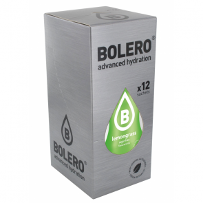 Pack 12 Sobres Bolero Drinks Sabor Citronela 9 g