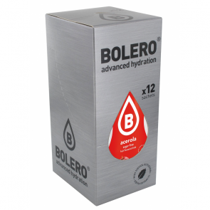 Pack 12 sobres Bebidas Bolero Acerola - 15% dto. directo al pagar