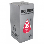 Pack 12 Sobres Bolero Drinks Sabor Hibisco 9 g