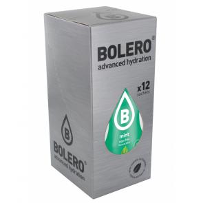 Pack 12 Bolero Drinks Hortelã 9 g