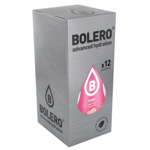 Pack 12 Bolero Drinks Rose