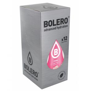Pack 12 Sobres Bolero Drinks Sabor Rosa