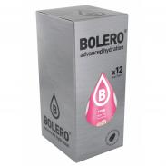 Pack 12 Sobres Bolero Drinks Sabor Rosa 9 g