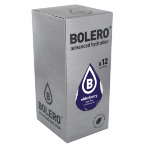 Pack 12 Bolero Drinks Elderberry