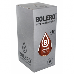 Pack 12 Bolero Drinks Tamarindo 9 g