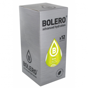 Pack 12 Bolero Drinks Lime