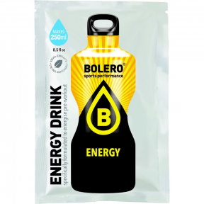 Bebidas Bolero sabor Boost Energy 9 g