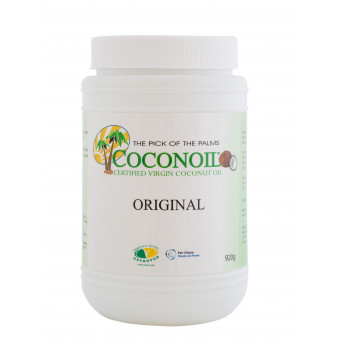 920 gr. Aceite de Coco Virgen Coconoil Original Bote (1 L)