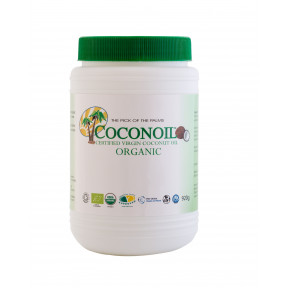 1 L Coconoil Organic Virgin Coconut Oil (920 g)