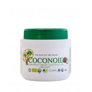 460 gr. Aceite de Coco Virgen Ecológico Coconoil Organic (500 ml.)