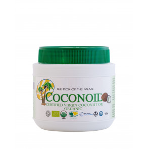 500 ml Coconoil Organic Virgin Coconut Oil (460 g)
