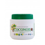500 ml Óleo de Coco Virgem Orgânico Coconoil Organic (460 g)