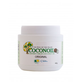 460 gr. Óleo de Coco Virgem Coconoil Original Frasco (500 ml)