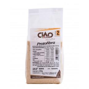 Migalhas de pão substitutos CiaoCarb Protofibra Etapa 2, 250 g