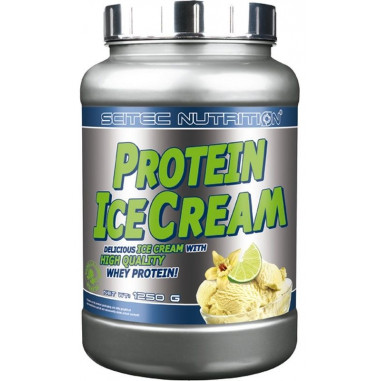 Protein Ice Cream Light Baunilha e Limão Scitec Nutrition