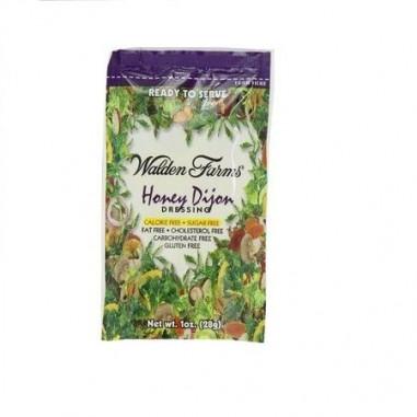 Walden Farms Honey Dijon Dressing saqueta de 28 g