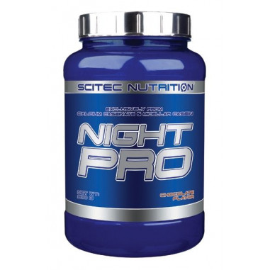 Scitec Nutrition Night Pro Chocolate 900g