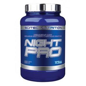 Scitec Nutrition Night Pro Baunilha 900g