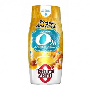 Salsa Honey Mustard Natural Zero 320g