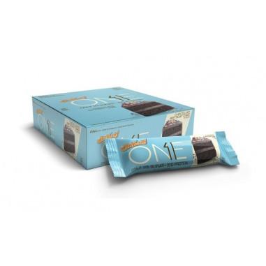 Bar Oh Yeah! ONE  sabor Bolo de Aniversário de Chocolate 60 g