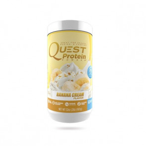 Quest Protein Powder Banana Cream  907g