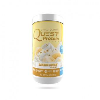 Quest Protein Powder Sabor Crema de Plátano 907g