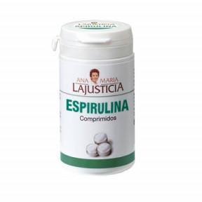 Spirulina Ana Maria Lajusticia 160 Comprimidos