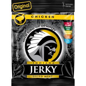 Chicken Jerky Carne Curada de Pollo Indiana Jerky 25 g