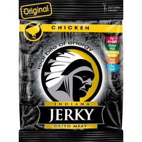 Chicken Jerky Indiana Jerky 25 g